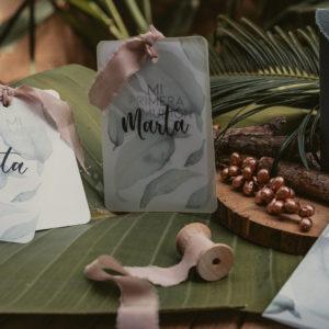 Invitaciones y recordatorios de comunion en alicante